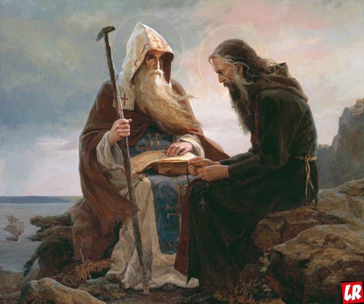 Святой дня – Антоний Печерский и рождение нашего монашества