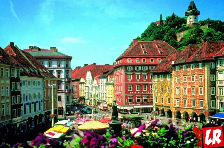 Австрия, жизнь в Австрии