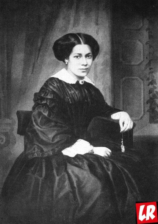 Жена Чернышевского