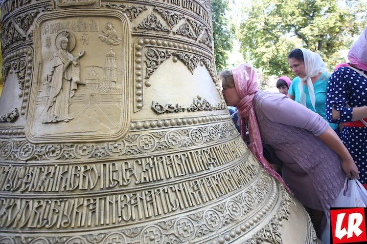 колокол киев колокольня Киево-Печерская лавра