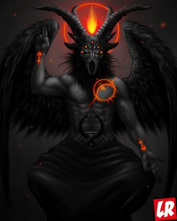 Ночные снайперы, люди ночных профессий, демон