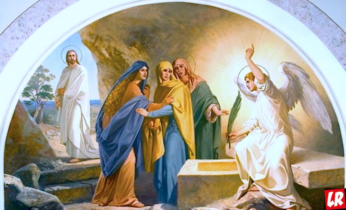 Святая дня Иоанна Мироносица – фрейлина, первой узнавшая о воскресении Христа