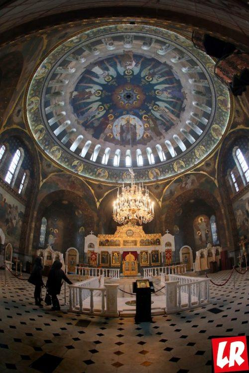 Киево-Печерская лавра, Трапезный храм