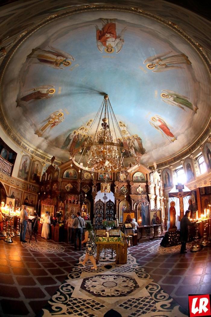 святые Киева, Введенский монастырь, история Введенского монастыря, чудотворная икона
