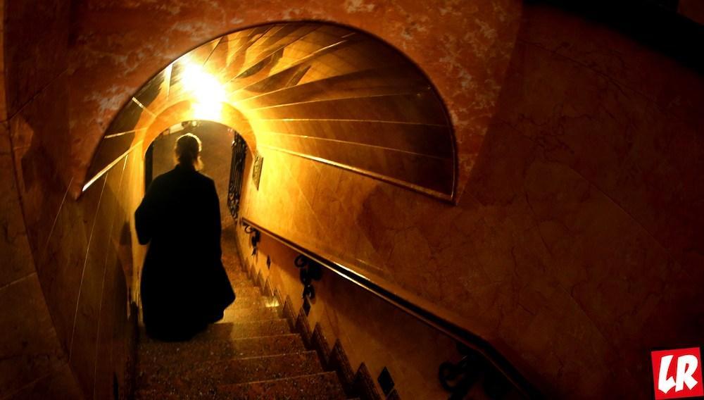 Введенский монастырь – чудеса в центре Киева. Фоторепортаж