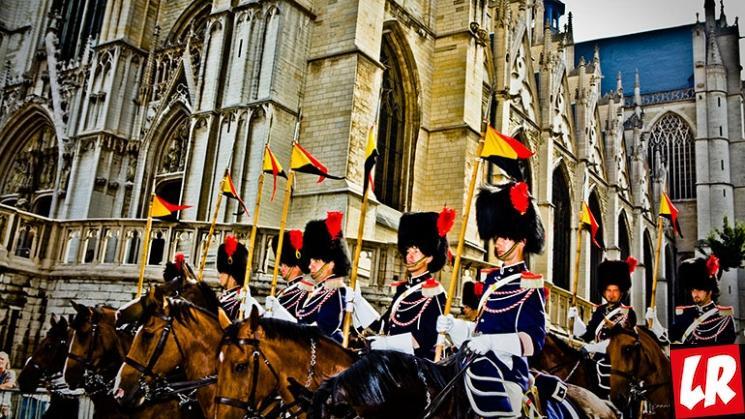 фишки дня - 21 июля, Национальный день Бельгия