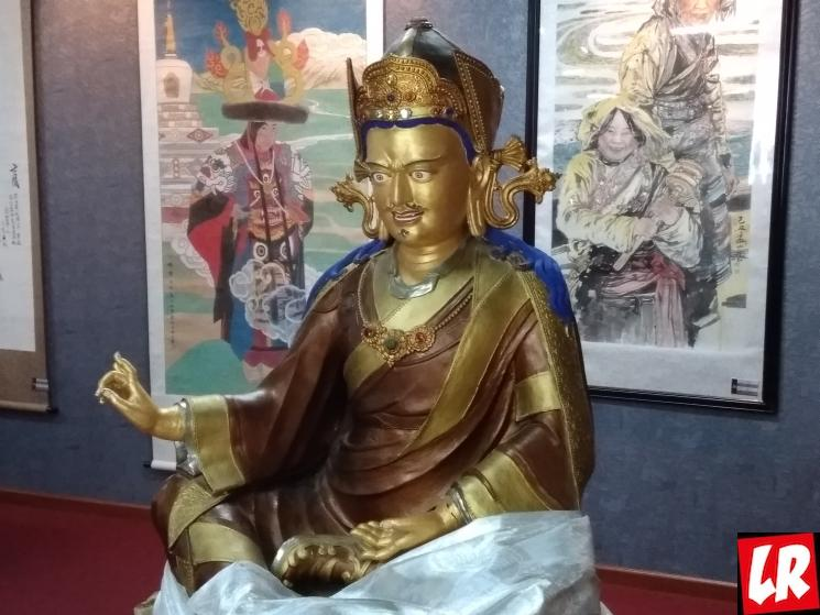 Тибет, Будда, Лхаса