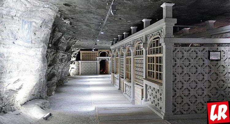 Лечение в Азербайджане, соляные пещеры
