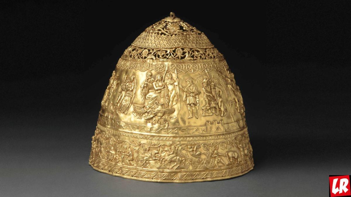 Тайна тиары царя скифов Сайтаферна — подделка в Лувре из Одессы