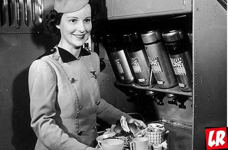 фишки дня - 12 июля, первая стюардесса, Эллен Черч