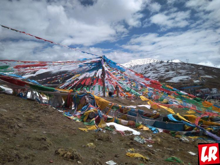 лунгта, Тибет, молитвенные флажки, Милла Ямагути, Путешествие в Тибет