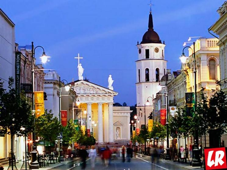фишки дня - 25 июля, Вильнюс, День святого Христофора