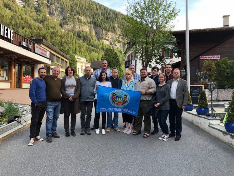 Швейцария, украинская диаспора в Швейцарии, Жизнь в Швейцарии