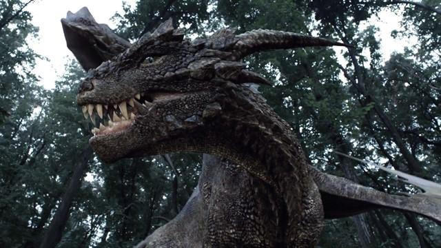 """VFX, визуальные эффекты, Terminal FX, """"Сердце дракона"""""""