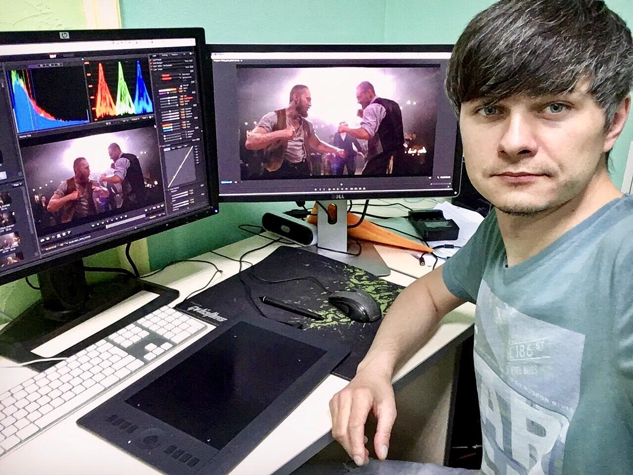 VFX, визуальные эффекты, Толмачев