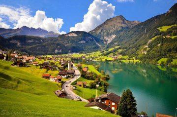 Швейцария, украинская диаспора в Швейцарии