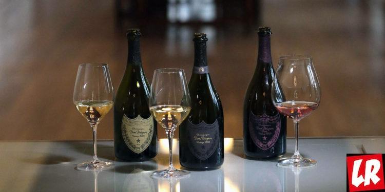 История шампанского, бутылки, Дом Периньон