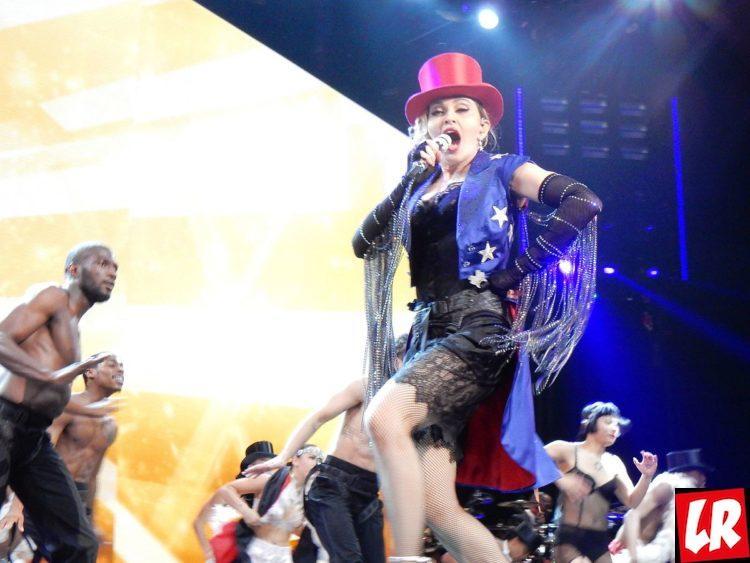 Мадонна, концерт