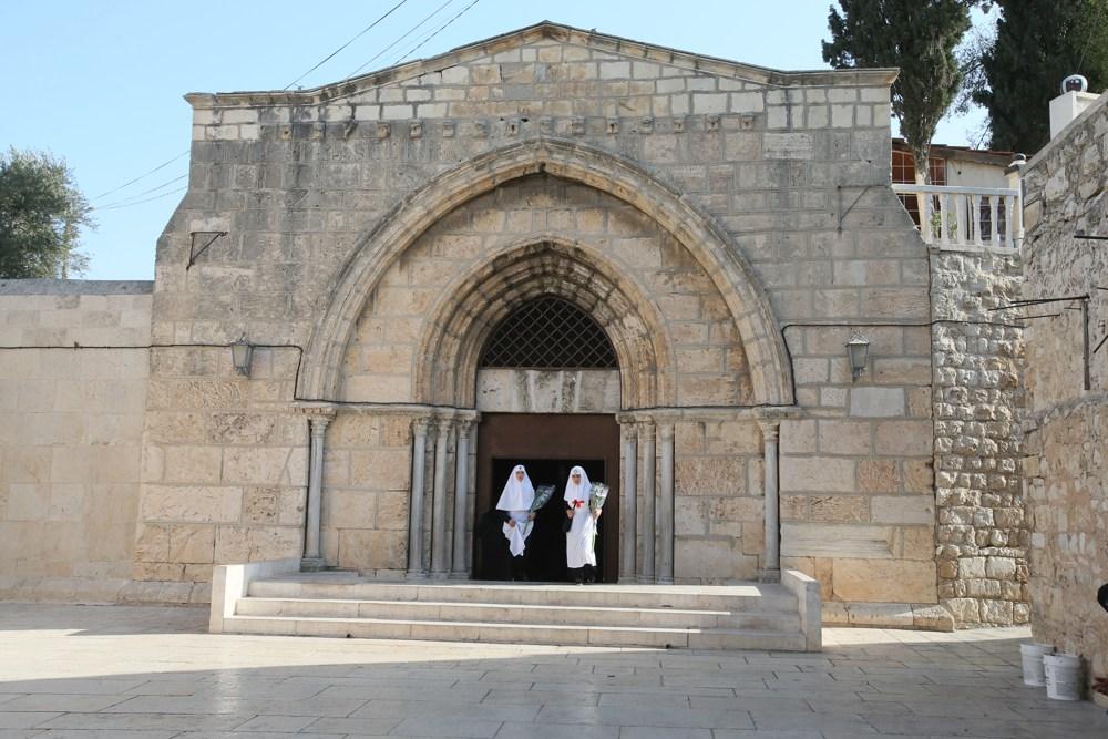Успение Богородицы — история события и святыня в Гефсимании