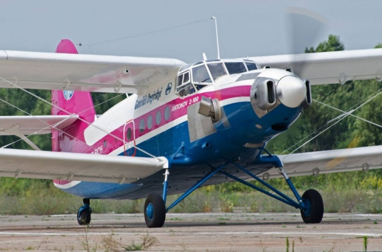 фишки дня - 25 август, Ан-2-100, день авиации