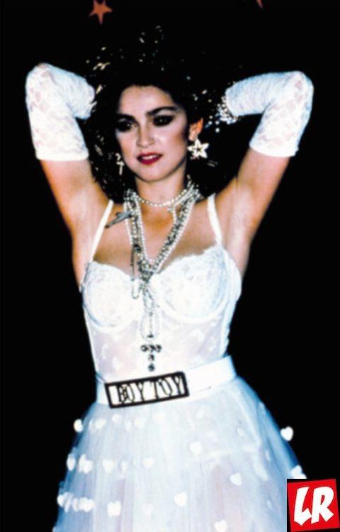 Мадонна, певица, boy toy