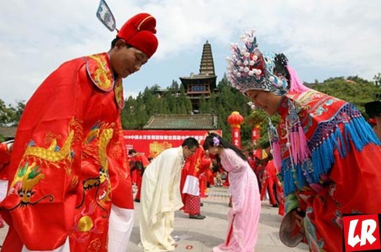 фишки дня - 17 августа, Фестиваль двойных семерок, день любви Китай