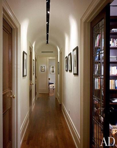 Мадонна, Нью-Йорк, квартира, холл