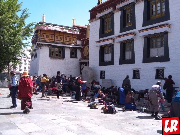 монастырь Джокханг, Лхаса, поездка в Тибет