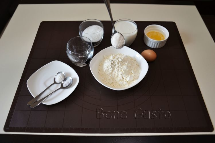 панкейки, рецепт