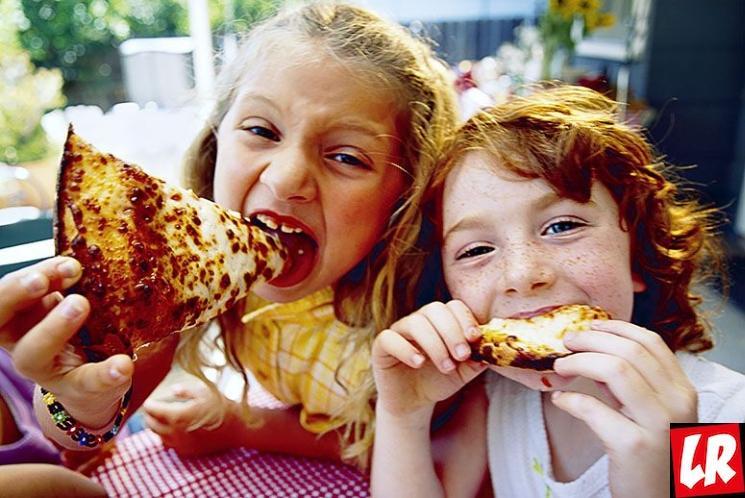 фишки дня - 11 августа, День мусорной еды