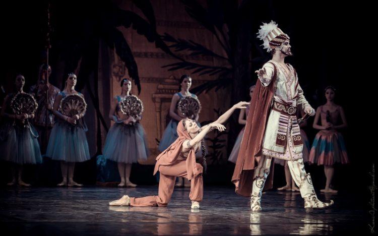 балет, Баядерка