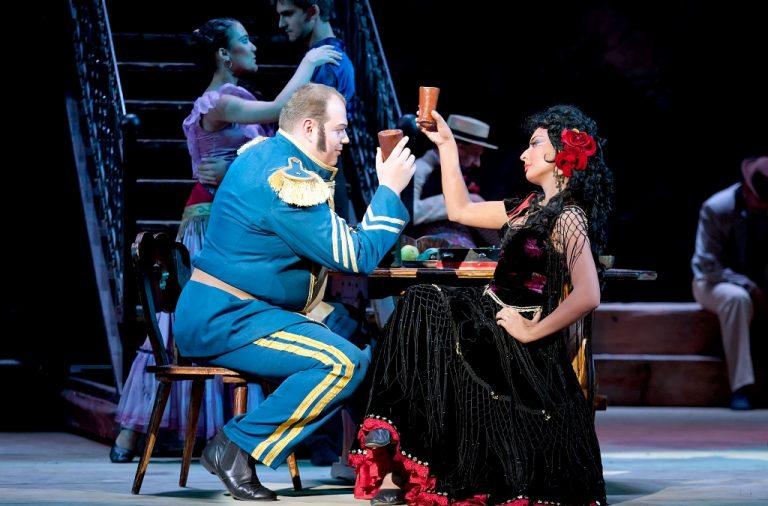 Опера, Кармен, Киев, опера в сентябре