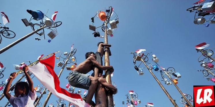 фишки дня - 17 августа, день независимости Индонезии