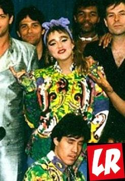 Мадонна, ретро фото, старое фото, певица