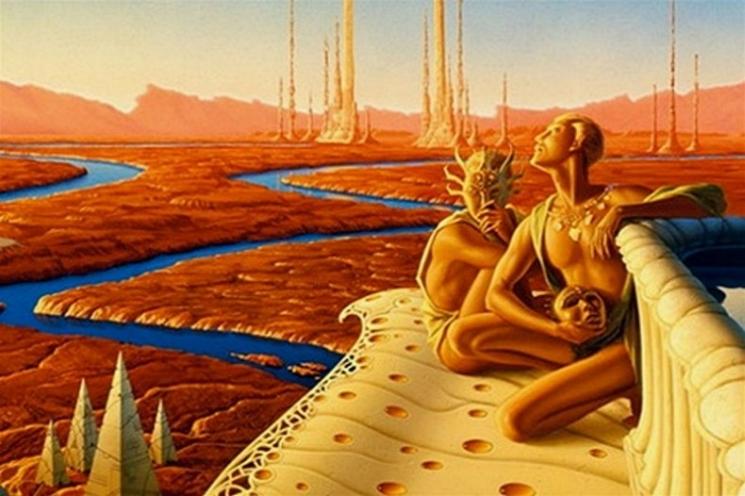 фишки дня - 22 августа, Марсианские хроники