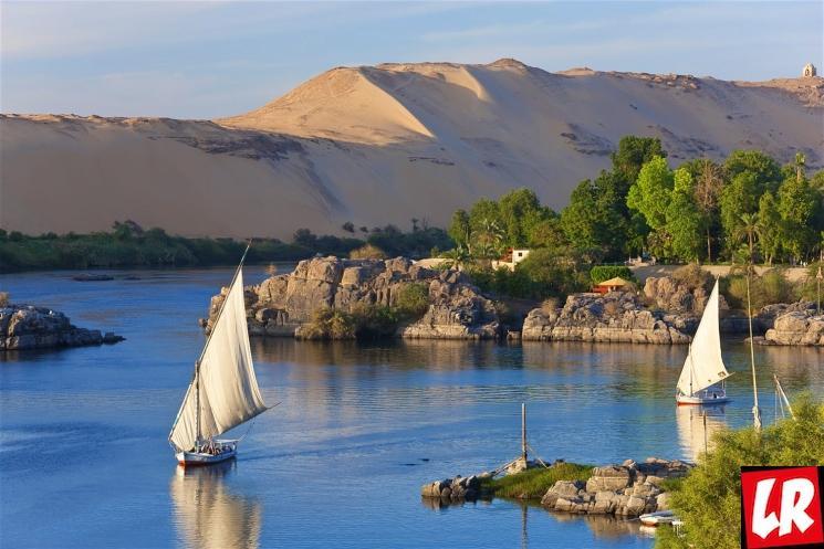 фишки дня - 15 августа, праздник разлива Нила Египет, Нил, Асуан