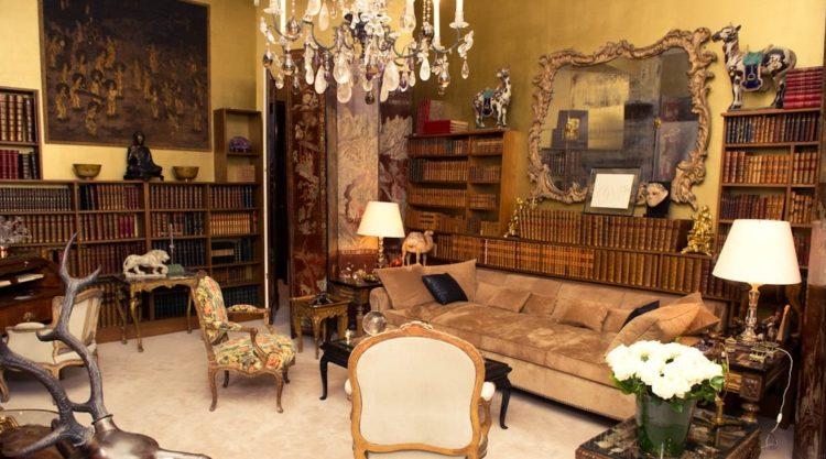 Дом моды Шанель, Париж, интерьер