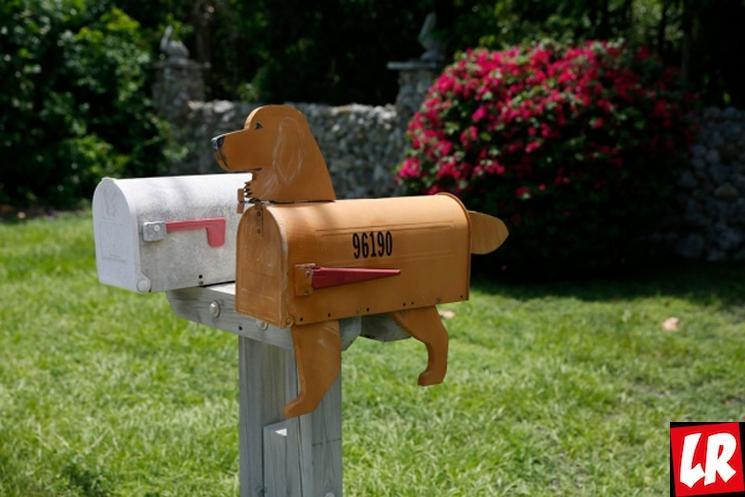 фишки дня - 2 августа, День рождения почтового ящика