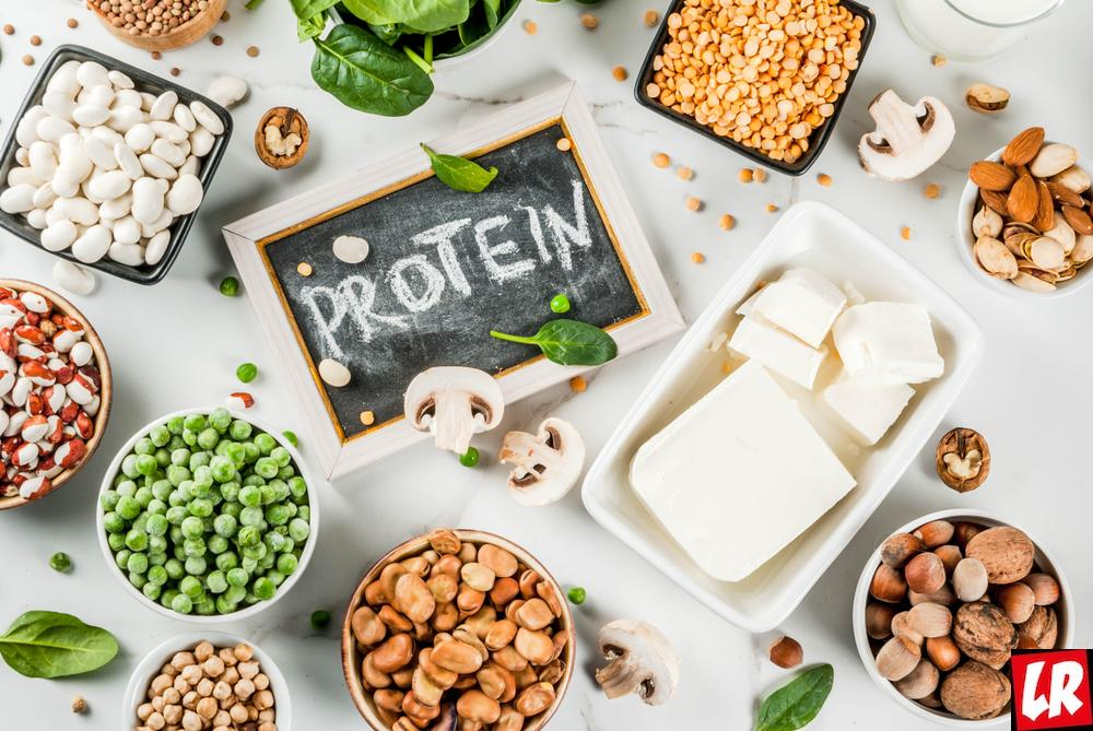 Пост и еда – из каких продуктов можно получить белок и сколько