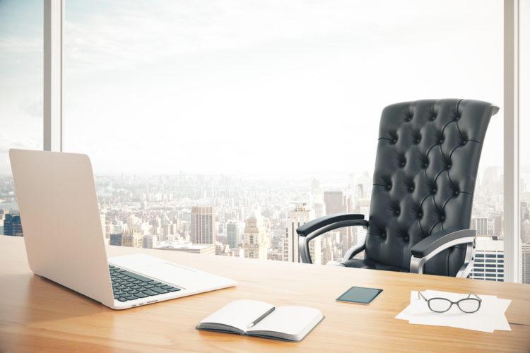 МВА, успех, рабочий стол босса