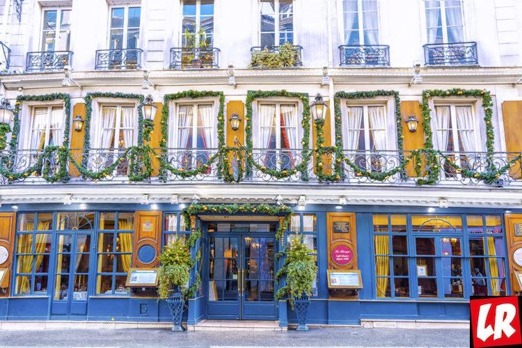 Le Procope, кафе, самое старое кафе в мире, Париж, Латинский квартал