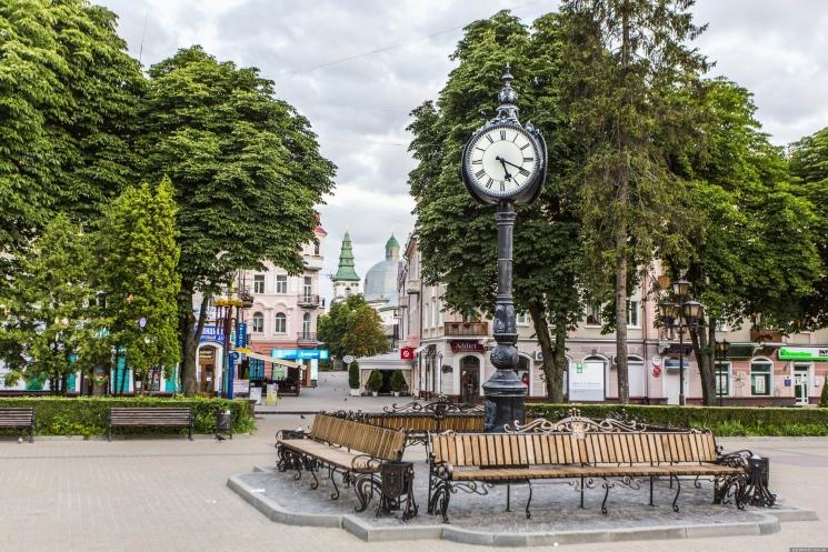 фишки дня - 28 августа, День Тернополя, Тернополь