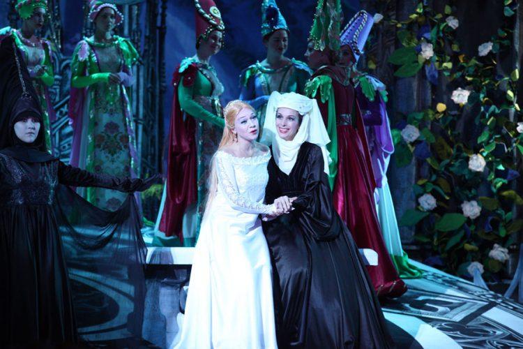 Иоланта, опера в октябре, афиша опера киев, репертуар