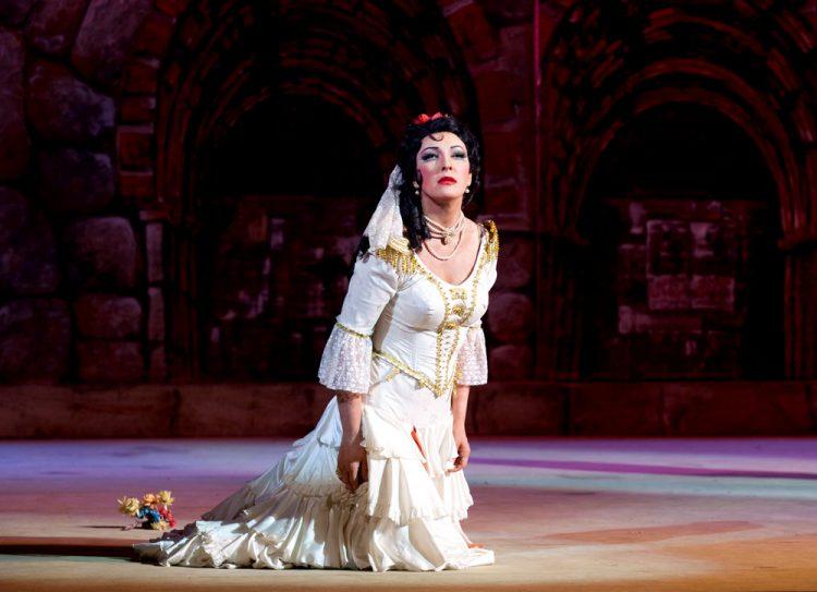 Швачка-Кармен, опера в октябре, афиша опера киев, репертуар