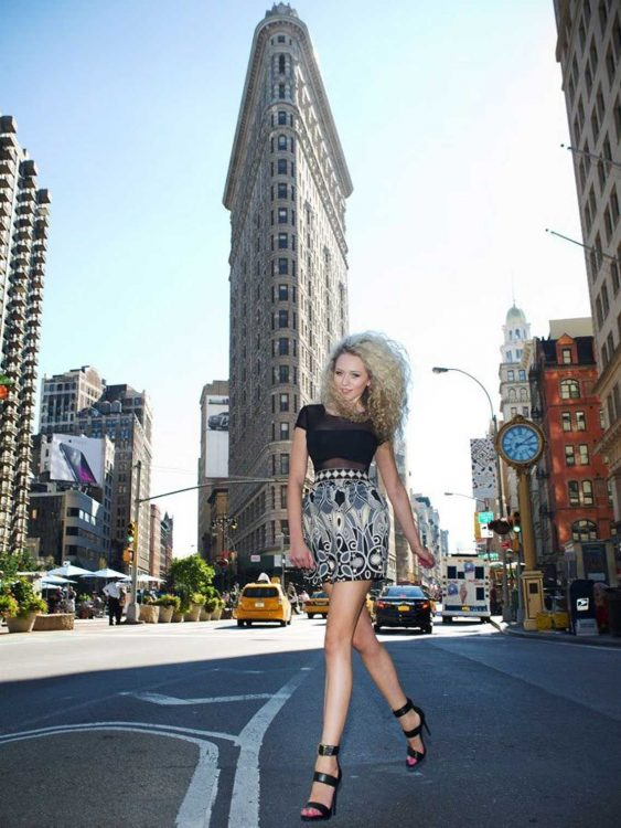 Анастасия Иванова, Нью-Йорк, дом-утюг, улица, дизайнер, интервью