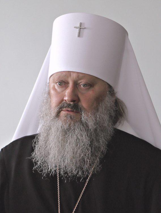 Киево-Печерская лавра, владыка Павел