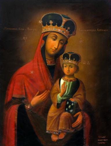 лубенская икона, Мгарский монастырь, история Мгарского монастыря