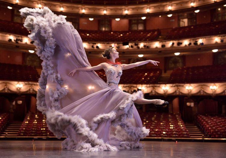 Екатерина Ханюкова, балерина, балет, интервью, Национальная опера Украины , сцена, театр, танец