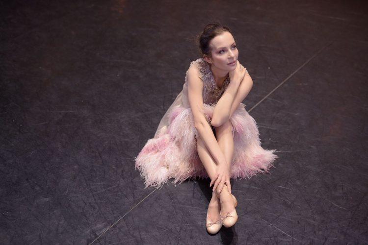 Екатерина Ханюкова, балерина, балет, интервью, Национальная опера Украины