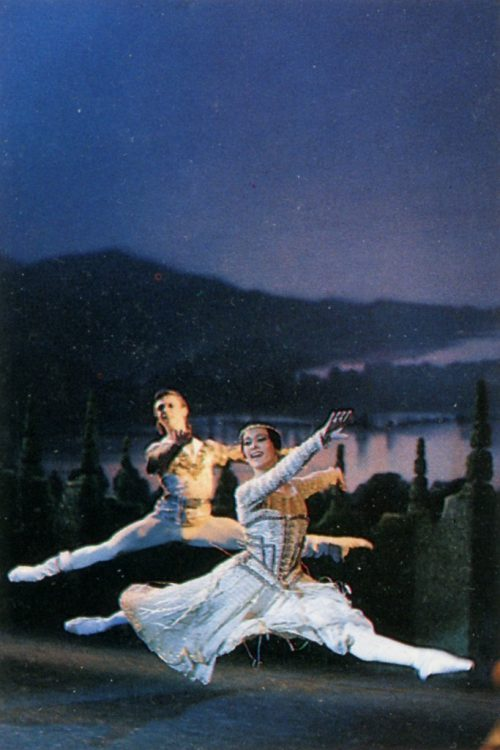 Владимир Малахов, балет